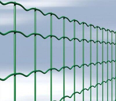 Novastar Garden Green PVC Coated Weldmesh 1.2m x 20mtr 100x50mm hole