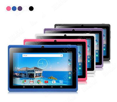 "iRULU X3 7"" Tablet Google Android 6.0 Marshmallow 8GB 16GB Quad Core Dual Cam"