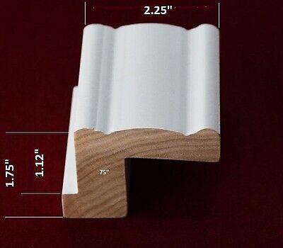 "Shutter materials Jamestown Z frame primed basswood 75"""