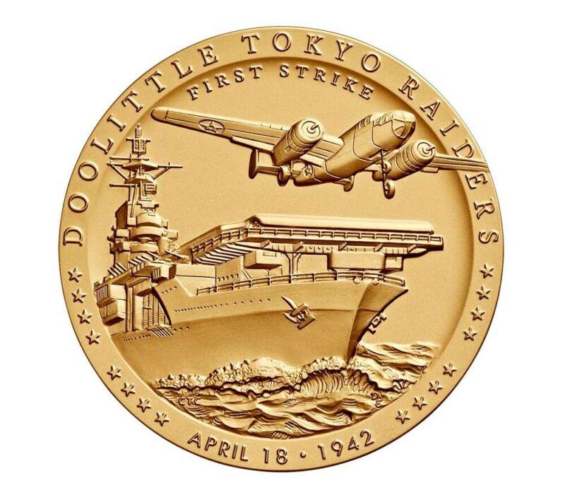 Doolittle Tokyo Air Raid Commemorative Medal