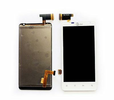 White Lcd Display Screen + Digitizer Touchscreen Assembly...
