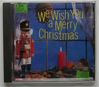 We Wish You A Merry Christmas CD of Classic Holiday Songs Johnny Mathis ()