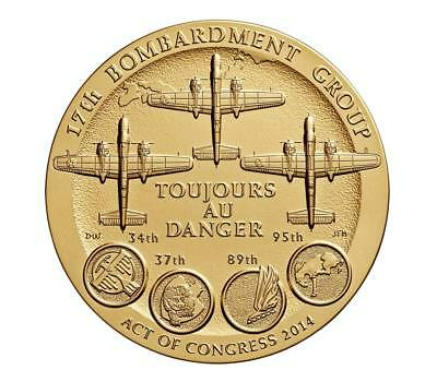 USA MEDAL BU THE DOOLITTLE TOKYO RAIDERS MEDAL AWARDED TO FLIGHT CREWS THAT MADE - Usa Medals