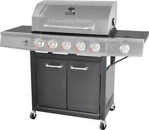 BBQ - 5 BURNER STAINLESS - BIG BOX STORE SURPLUS STOCK - AMAZING SURPLUS PRICE !!