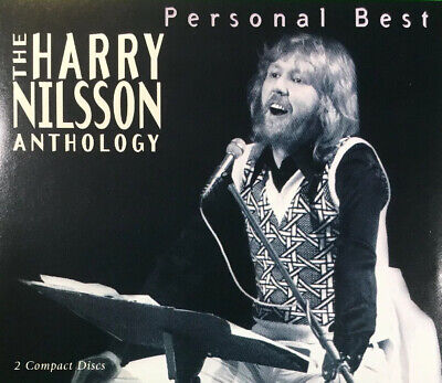 Personal Best: The Harry Nilsson Anthology by Harry Nilsson (2 CD, (Harry Nilsson Personal Best)