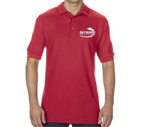 10 Custom Printed Polo Style Shirts