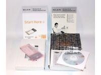 ✨ CARDBUS CARD BELKIN ~ WIRELESS PRE-N NOTEBOOK NETWORK F5D8010 ~ LAPTOP COMPUTER ✨