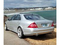 Wanted Mercedes W220 S Class - S280 S320 S430 S500 S55