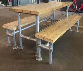 HAND MADE WOODEN BENCHES