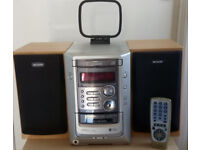 AIWA XR-M191 Micro Compact Stereo System