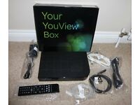 TalkTalk YouView Recordable HD box Huawei DN370T [ New Never Used ]