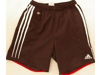 Adidas Boy's Climacool England Football Shorts, size 26