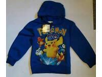 Boys pokemon hoodie/ jumper