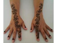 Professional henna artist/mehndi/henna tattoo artist/black henna/personalised henna gifts