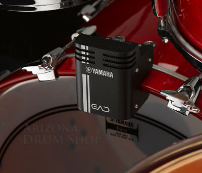 Yamaha EAD10 Electronic Acoustic Drum Module and Microphone/Trigger - In Stock