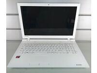 Toshiba Satellite C55D Windows 10 Laptop - White