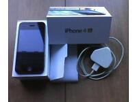iPhone 4s 16GB UNLOCKED to all Networks