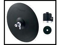 """ROLAND VH-11 V Drums Electronic hi hat set 12"""" pad, controller, cables & damper"""