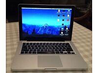 """MacBook Pro 13"""" i5 2.4ghz 8GB 500GB HDD"""