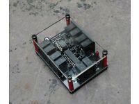 Mindburner MIDI through device, 1 into 4, buss powered