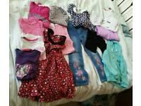 Girl bundle 5-6/6-7