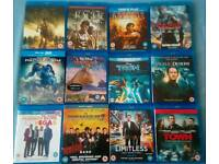 Blu Ray bundle