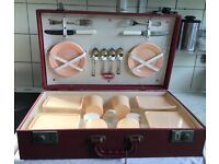 Vintage ISOVAC picnic set approx 1960's