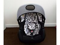 Baby car seat , in exellent condition