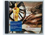 Music Of The Movies CD The Love Songs- Volume Two - Super Condition