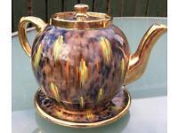 Large vintage Gibson's teapot