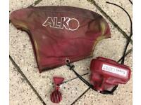 AL-KO Safety hitch lock TYP 1 - ET 811202
