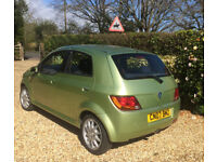 2007 Green Proton Savvy: Low Miles, Good on Fuel, Roomy Interior, Easy to Park/Find in Carpark