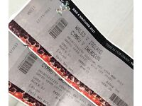 WALES VS IRELAND SIX NATIONS RUGBY TICKETS - GREAT SEATS!