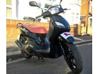 **PEUGEOT Tweet 125 CC ** ,4 Stroke, Air Cooled, Color Black, 125cc , MotorCycle/Bike/bicycle for sale  Hounslow, London