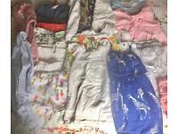 Girl 2-3 summer clothes