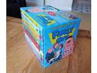 FAMILY GUY Seasons 1-9 DVD Box Set (+ Bonus) - PERFECT condition