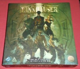 'Tannhauser' Board Game (new)
