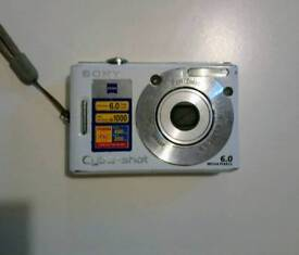 Sony Cyber Shot 6mp Digital camera