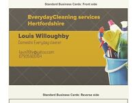 E.C.S - Everyday / cleaning / services