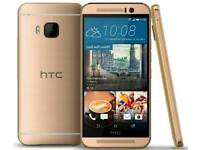 Htc One M9 Fully Printed Receipts & Warranty, Buy From A Trusted Seller, Brand New, Unlocked