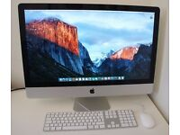 "Apple iMac 27"" i7 Quad core All-in-one Computer"
