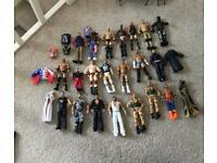 WWE wrestling figures bundle