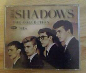 The Shadows Collection. 3 cds set.