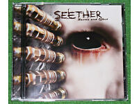 Seether – Karma And Effect (CD 2005 Album)!!!