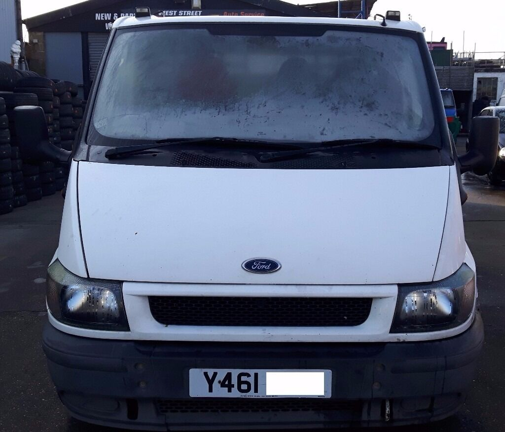 FORD TRANSIT DROPSIDE LORRY FOR SALE