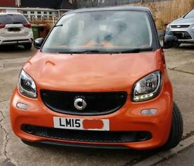 Smart Forfour Passion 1ltr