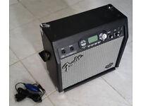 Fender G-DEC 15-watt Practice Amp... and much more!