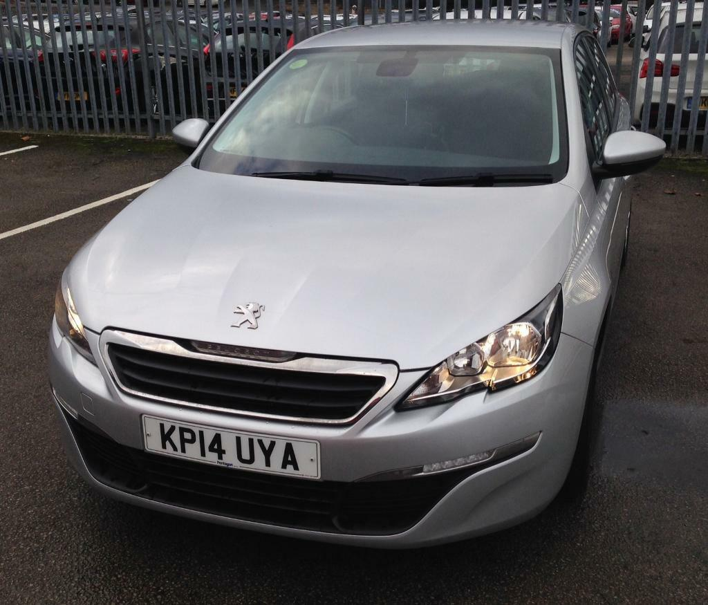 peugeot 308 1 6 hdi active 14 plate 29k miles in derby derbyshire gumtree. Black Bedroom Furniture Sets. Home Design Ideas