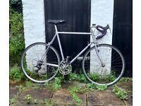 Classic Road Bike Reynolds 531 Steel frame
