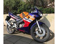 Honda CBR125 125cc 12 Months MOT, Full Service, New Tires, New Chain, Two Keys